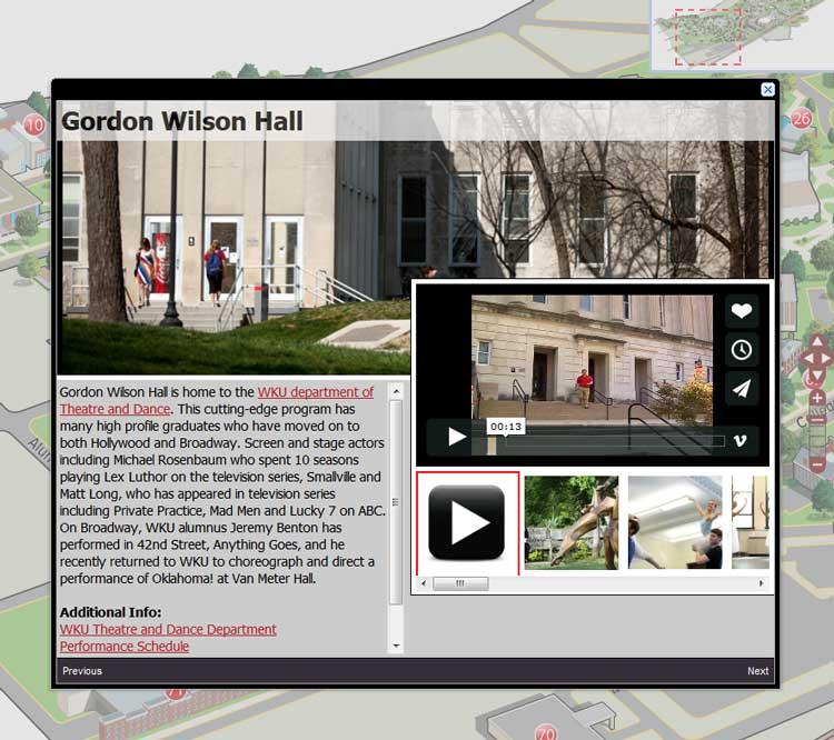 Coker College Campus Map.Custom Design Branding Nucloud
