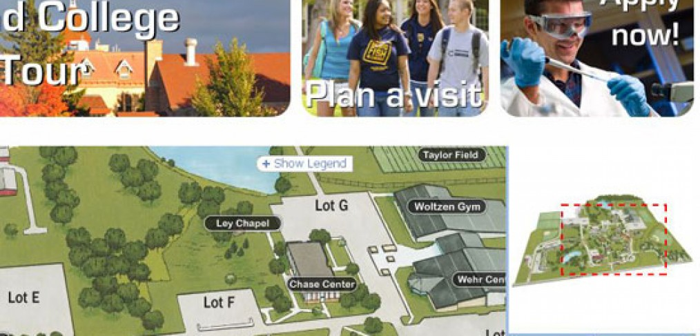 Lakeland College makes it easy to apply or schedule a visit