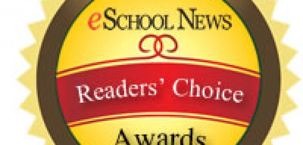 eSchool News Reader's Choice Award