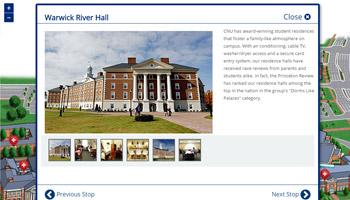 Interactive Map Platform