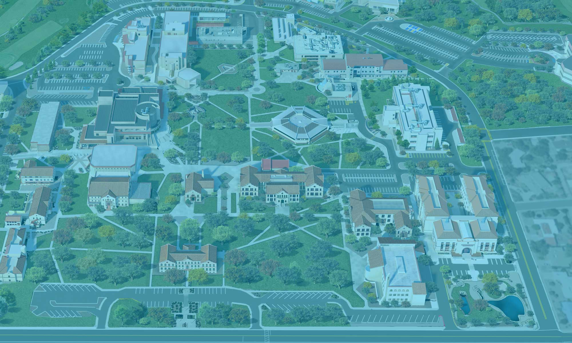 Coker College Campus Map.Nucloud Interactive Campus Maps And Virtual Tours