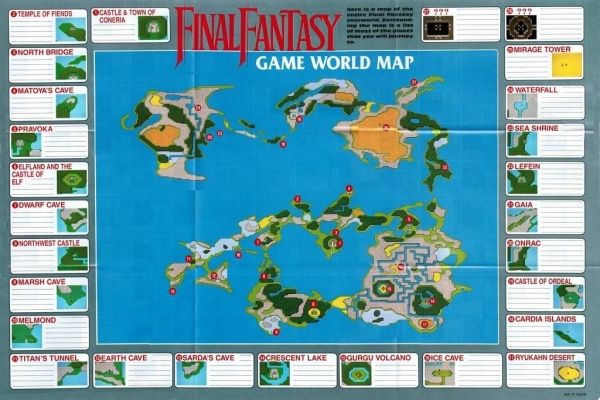 A Brief History of Maps in Video Games | nuCloud